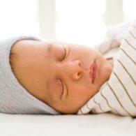 bebe tiene gases