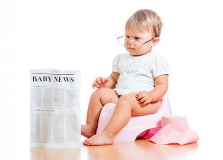 Estreñimiento en bebes