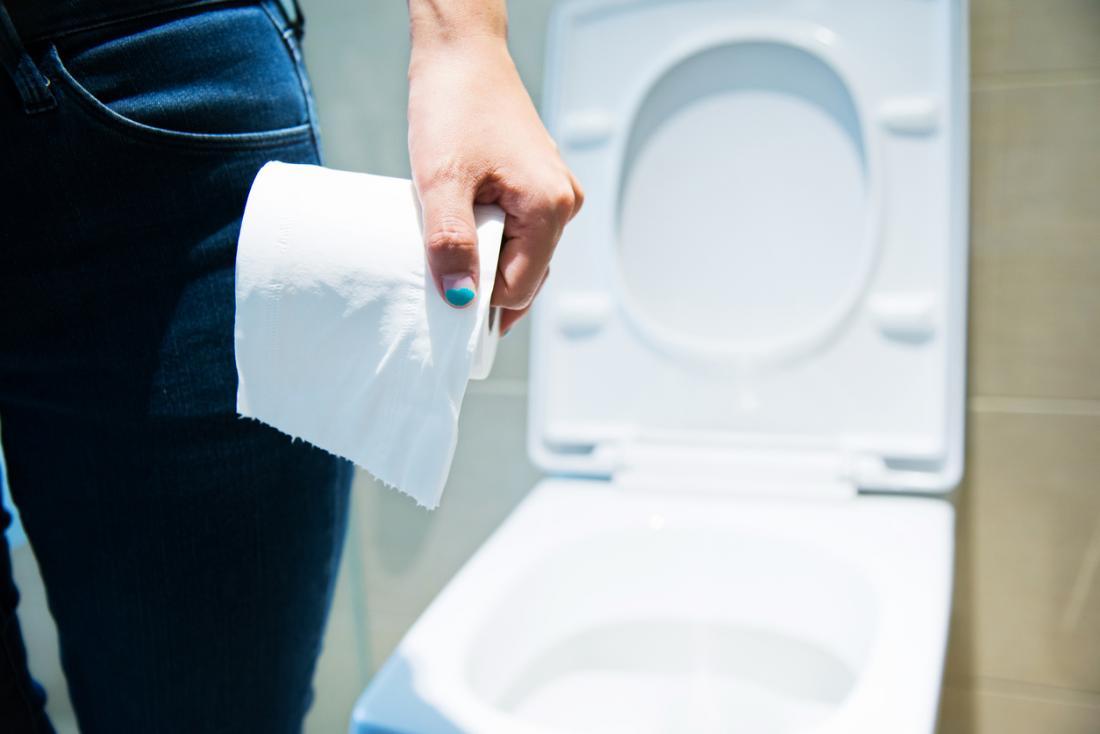 diarrea después de comer