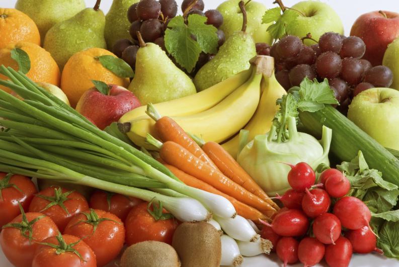 alimentos para el intestino